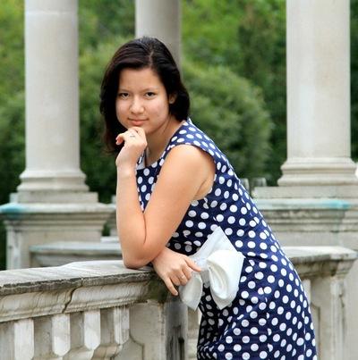 Алина Салимова, 22 декабря 1995, Москва, id212345565