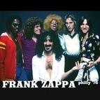Frank Zappa альбом Philly '76