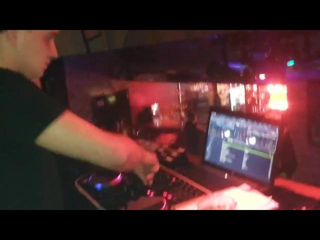 DJ TOSHIN ночной клуб КЛЕТКА