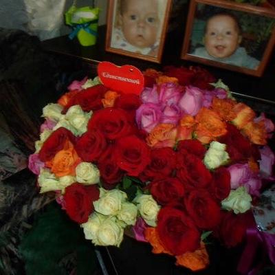 Надежда Полякова, 25 февраля , Мурманск, id72045481