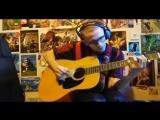 Loboda Твои Глаза на гитаре