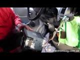 Установка штатной магнитолы для OPEL, ASTRA, ANTARA, VECTRA, CORSA, VIVARO, ZAFIRA в Opel Vivaro