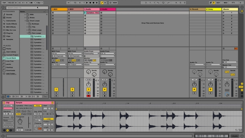 Academy.FM - Everything You Need To Know About Ableton's GUI Pt 1