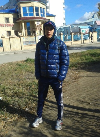 Жансерик Куанышбаев, 4 сентября 1995, Киров, id188866553