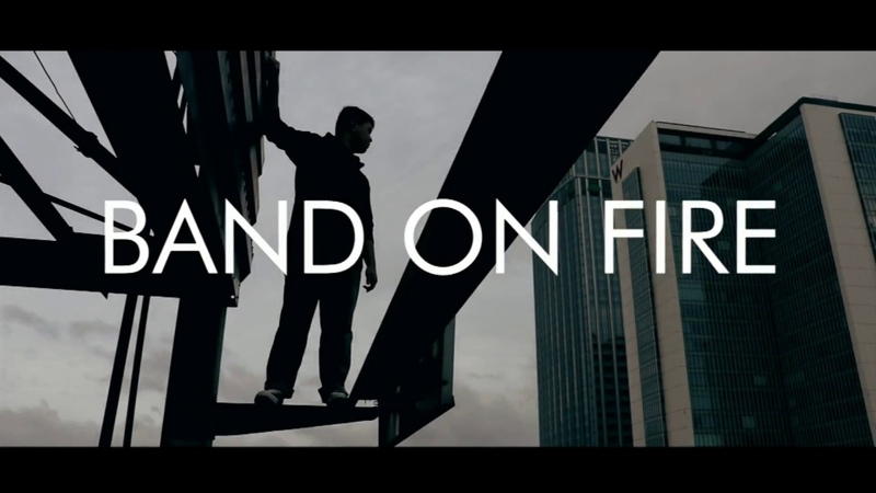Band on Fire by Bacon Fire Official Trailer Magic Soul
