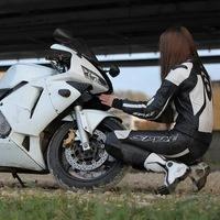 девушки и мотоциклы. фото
