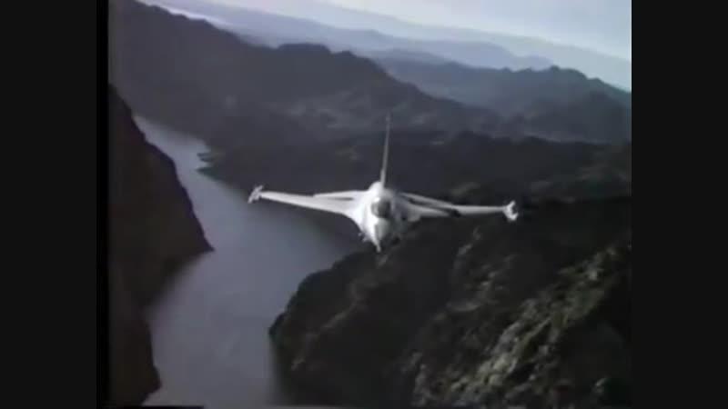 Анонсы и конец эфира (ABC/KLAX-TV [г. Александрия, США], 1988)