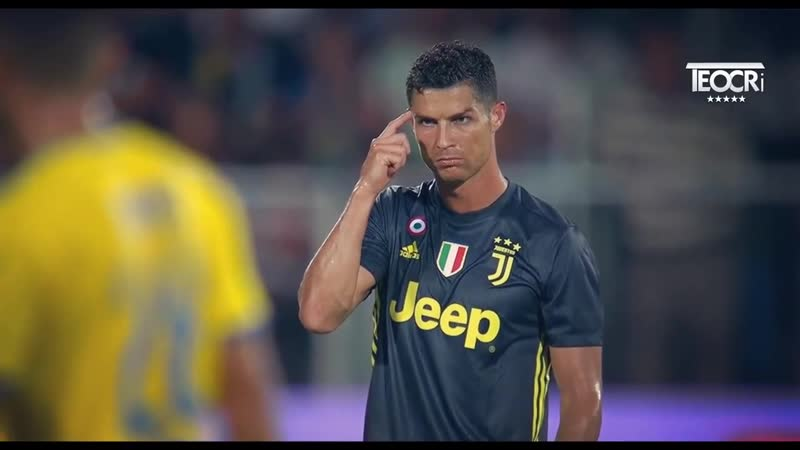 Cristiano Ronaldo - Juventus King 2018/19 Skills Goals HD