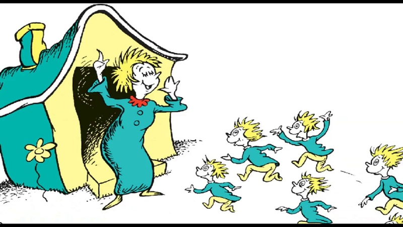 Kids Story. Too Many Daves by Dr.Seuss, Stories and Fairy Tales for Children. Bedtime Stories. (HD)