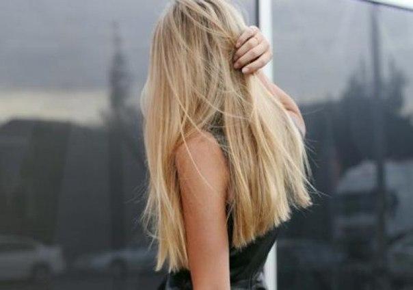 Как отрастить и укрепить светлые волосы после наращивания