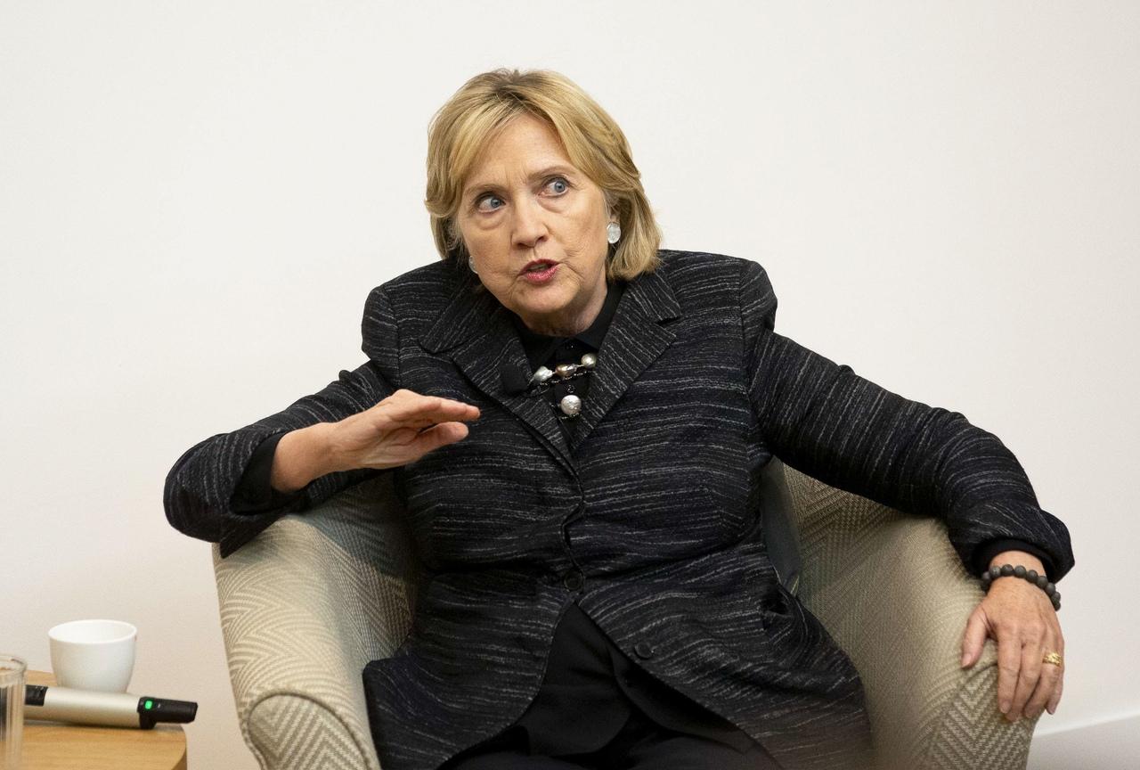 Печальные новости для Хиллари Клинтон