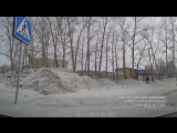 Попытка угнать машину Бердск 20.03.18