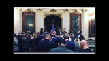 Holy Spirit Worship of Jesus Breaks Out In the White House!