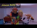 Funny Show For Kids Olimpos Beach Hotel Funny Clown videos
