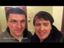 Видео-приглашение на спектакль Двое в лифте, не считая текилы в Коряжме, 14 ноября. Денис Матросов и Дмитрий Орлов.
