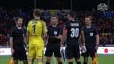 RFPL 2017-2018 10 tur Arsenal Tula vs Dynamo Moscow 1st half 720p