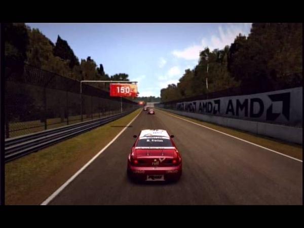 Race Pro (XBox 360, 2009) | FWD Alfa Romeo 156 S2000 Touring Racecar WTCC (Replay).