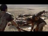 Спартак: Война проклятых (последняя битва между Спасртаком и Крассом)