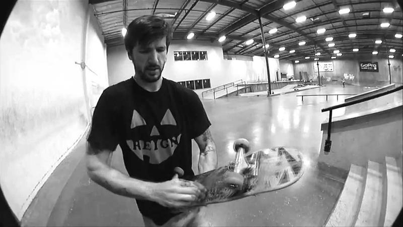 Chris Cole - Honey I Shrunk The Board