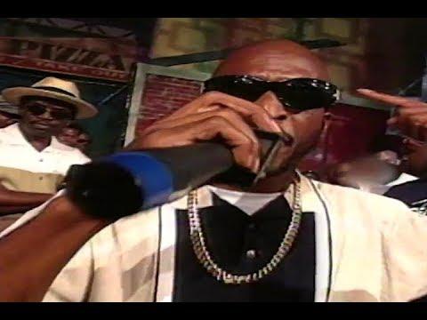 Yo! MTV Raps Freestyle 1995 (Rakim, KRS-One, Erick Sermon, Chubb Rock MC Serch)   Official Video