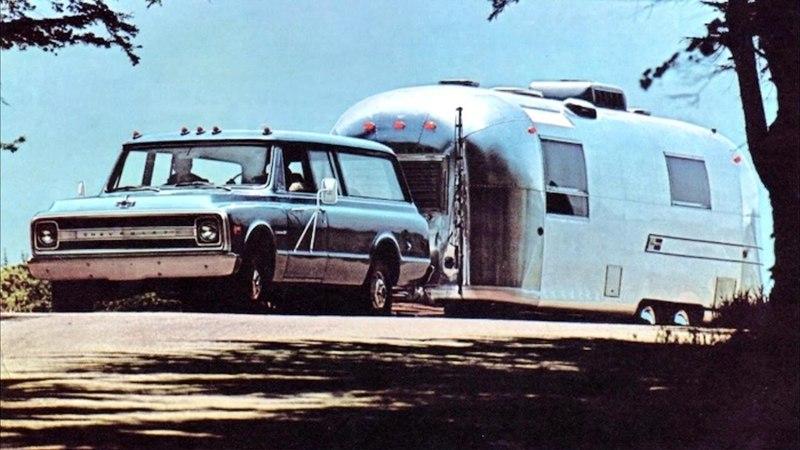 1969 Chevrolet C20 Suburban