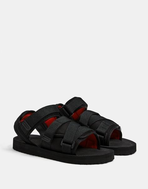 Высокотехнологичные мужские сандалии
