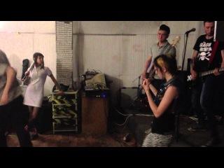 Liver Punch - концерт в ОверДрайве 1 мая 2013 г. (Волгоград)