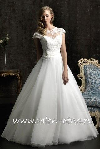 Свадебное платье эксклюзивные модели