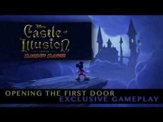 Castle of Illusion Staring Mickey Mouse - Новый геймплей
