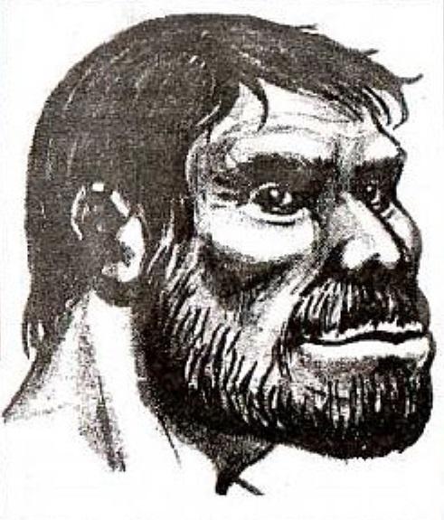ЧЕЛОВЕК И КУРИЦА - НЕДОСТАЮЩИЕ ЗВЕНЬЯ В 19081911 гг. Ч.Доусон под Пилтдауном, Англия, нашёл фрагменты черепа, в котором удивительным образом сочетались мозговая коробка человека и челюсть