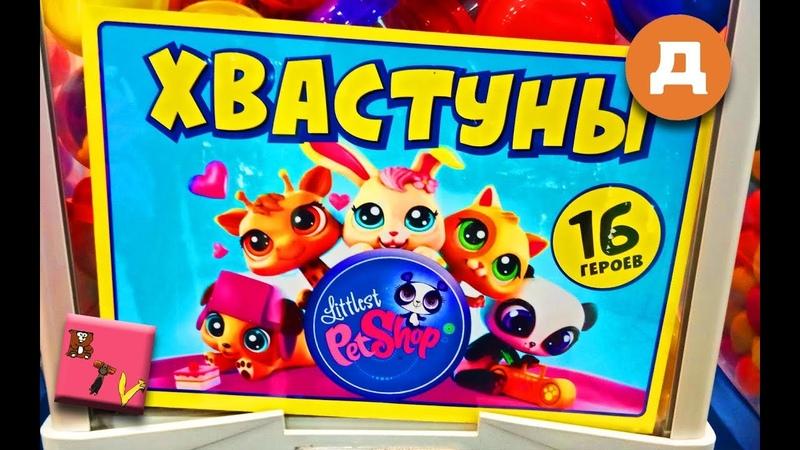 ЛПС (LPS) в Дикси по 20 рублей! ШОК! Они похожи на Литл Пет Шоп?