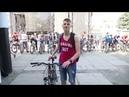 До Дня незалежності України був проведений велопробіг вулицями міста