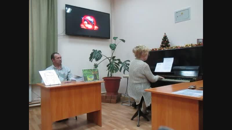 Новый год сл Д Краснова муз И Корниловой