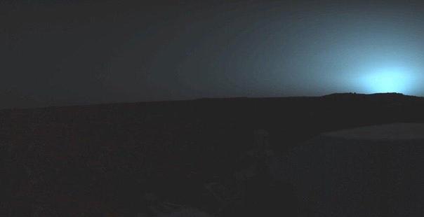Снимок, 20 августа 1976 года. NASA/Viing-1