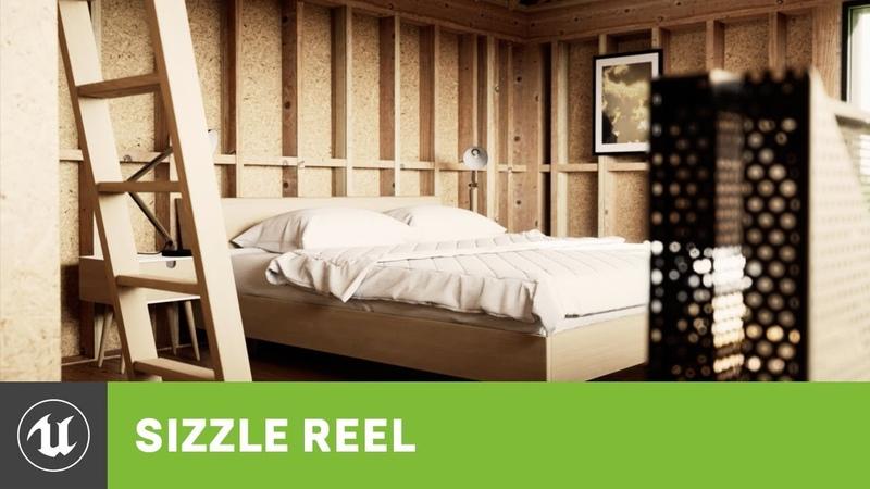 Enterprise Winter 2018 Sizzle Reel   Unreal Engine