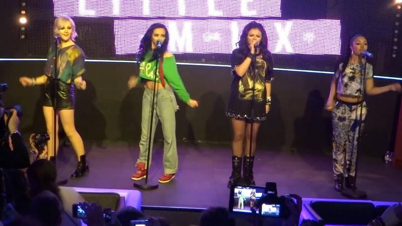 Little Mix - Change Your Life (Live) - VIP ROOM - Showcase Paris - 24.04.13- HD