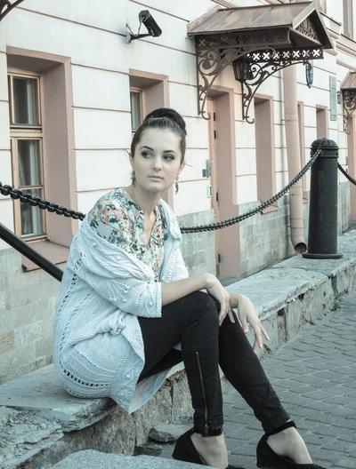 Анастасия Безрамочная, 11 июля 1991, Санкт-Петербург, id17758763