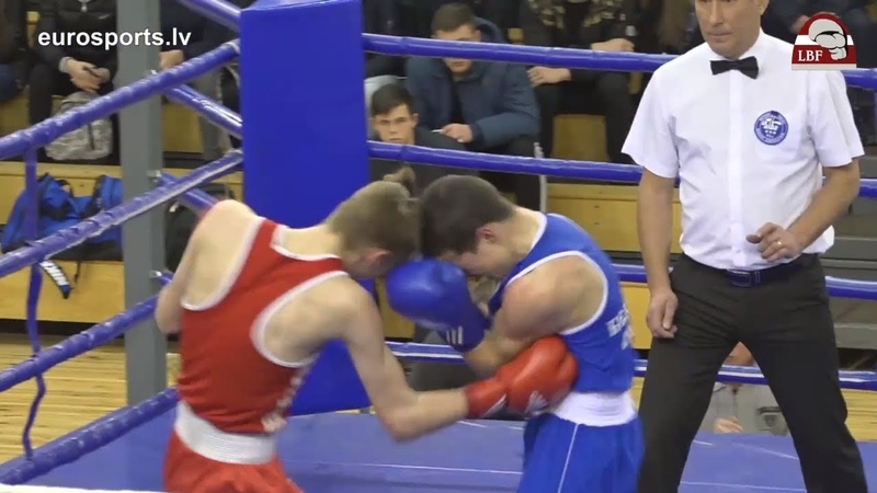 Fight 5 RIGA OPEN 2017 RealBoxingShow