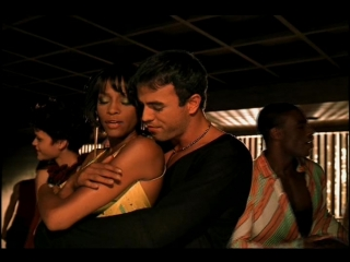 Whitney Houston Enrique Iglesias - Could I Have This Kiss Forever