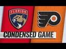 Florida Panthers vs Philadelphia Flyers – Oct.16, 2018 | Game Highlights | NHL 18/19 | Обзор матча