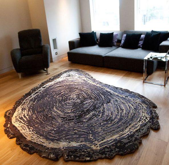 Обычные ковры уже не в моде.