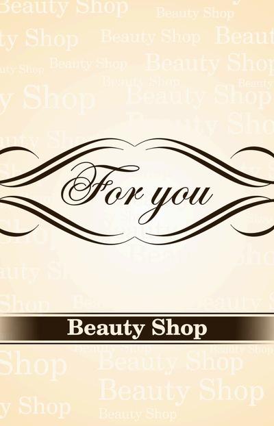 Beauty-Shop Quotfor-Youquot