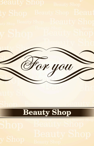 Beauty-Shop Quotfor-Youquot