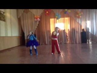 Юнона Загнитко и Александр Логвинов
