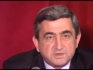 Азербайджанский журналист загнал армянского президента в тупик