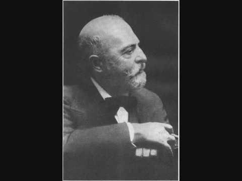 Leopold Auer - Hungarian dance g-minor