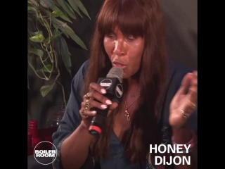Boiler Room BUDx Santiago - Honey Dijon