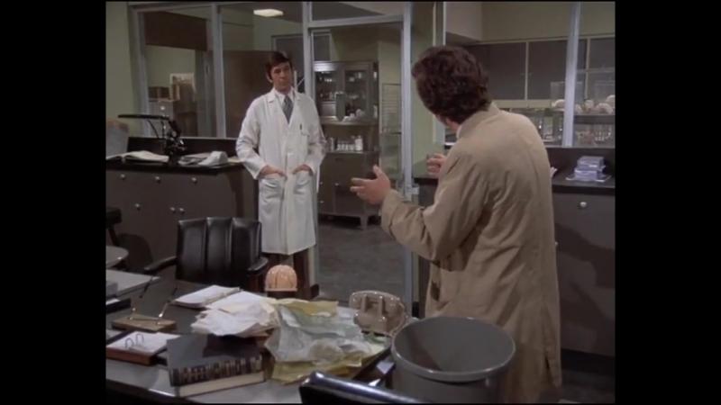 «Коломбо. Звено в преступлении» (1973) - детектив, реж. Хай Авербэк