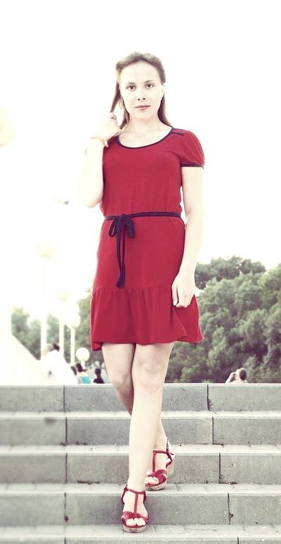 Татьяна Звягинцева, 27 июня , Москва, id210624701