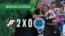 VASCO 2 X 0 CRUZEIRO - GOLS - 14/10 - BRASILEIRÃO 2018